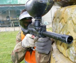 Paintball pillanatok